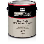 PPG PAINTS™ - PERMA-CRETE® High Build 100% Acrylic Topcoat