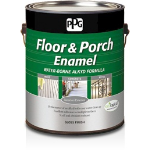 PPG PAINTS™ - PPG Floor & Porch Water-Borne Alkyd Gloss