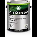 PPG PAINTS™ - PITT-GLAZE® WB1 Interior Eggshell Pre-Catalyzed Water-Borne Acrylic Epoxy