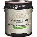 PPG PAINTS™ - MANOR HALL® Interior Eggshell Acrylic Latex Paint
