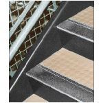 Wooster Products, Inc. - Extruded Aluminum Products - Spectra® Nosings