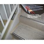 Wooster Products, Inc. - Extruded Aluminum Products - Stairmaster® Safety Renovation Treads