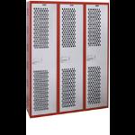 Art Metal Products, Inc. - AMP-1001 TURN-HANDLE ATHLETIC LOCKERS