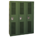 Art Metal Products, Inc. - AMP-1002 CHAMP ATHLETIC LOCKERS