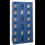 Art Metal Products, Inc. - AMP-1004 BULLDOG ATHLETIC LOCKERS
