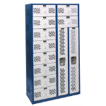 Art Metal Products, Inc. - AMP-1006 ATHLETIC BOX LOCKERS