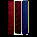 Art Metal Products, Inc. - STANDARD KD BOX LOCKERS