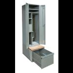 Art Metal Products, Inc. - TASKFORCE XP EMERGENCY RESPONSE ALL-WELDED PERFORMANCE LOCKERS