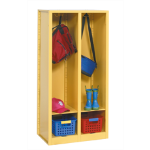 Art Metal Products, Inc. - UNIBODY ALL-WELDED SCHOOL CUBBIES