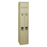 Art Metal Products, Inc. - Two-Person Lockers
