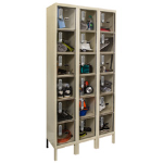 Art Metal Products, Inc. - DIGITECH SAFETY-VIEW PLUS LOCKERS
