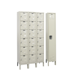 Art Metal Products, Inc. - GALVANITE CORROSION RESISTANT KD WARDROBE & BOX LOCKERS