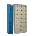 Art Metal Products, Inc. - IN-STOCK READYBUILT II KD WARDROBE & BOX LOCKERS