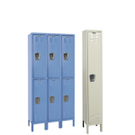 Art Metal Products, Inc. - IN-STOCK STANDARD KD WARDROBE LOCKERS