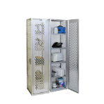 Art Metal Products, Inc. - STOCK MAXVIEW CORROSION RESISTANT ALL-WELDED LOCKERS