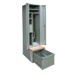 Art Metal Products, Inc. - TASKFORCE XP IN-STOCK ALL-WELDED PERFORMANCE LOCKERS