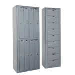 Art Metal Products, Inc. - UNIFORM EXCHANGE KD GARMENT LOCKERS
