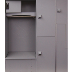 Art Metal Products, Inc. - AQUAMAX SOLID PLASTIC LOCKERS
