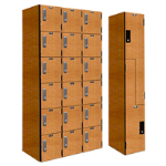 Art Metal Products, Inc. - VERSAMAX™ PHENOLIC LOCKERS