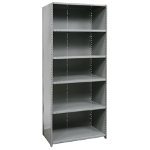 Art Metal Products, Inc. - HI-TECH INDUSTRIAL GRADE CLOSED-TYPE SHELVING