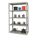 Art Metal Products, Inc. - HIGH-CAPACITY DIE SHELVING BOLTED