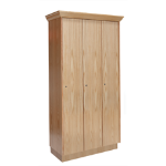 Art Metal Products, Inc. - CLUB FURNITURE GRADE WOOD LOCKERS