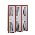 Art Metal Products, Inc. - AMP-1001 Turn Handle Athletic Lockers