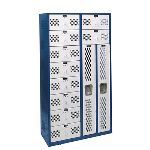 Art Metal Products, Inc. - AMP-1006 Athletic Wardrobe and Box Lockers