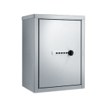 American Specialties, Inc. - 0547 Narcotics Cabinet – Combination Deadbolt Lock with Dual Doors