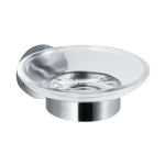 American Specialties, Inc. - 7313 Soap Dish with Glass Holder
