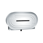 American Specialties, Inc. - 0039 Low Profile Surface Mounted 9″ JUMBO-ROLL Toilet Tissue Dispenser