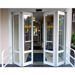 NABCO Entrances Inc. - GT 1400 Standard Automatic Folding Door