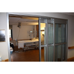 Nabco Entrances Inc. - GT2100 Manual Trackless Full Breakout-Manual Sliding Door