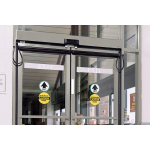 Nabco Entrances Inc. - GT300 & GT8300 Automatic Overhead Concealed Operator