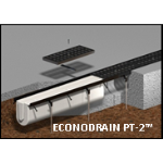 MultiDrain Systems, Inc. - EconoDrain PT-2 Extra Heavy Duty System