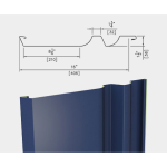 CENTRIA - CASCADE™ Vertical Metal Panels CC-630