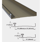 CENTRIA - SRS 3 Structural Standing Seam Roof System