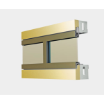 CENTRIA - Formawall Formavue™ FV-100 Windows