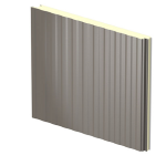 "CENTRIA - TotalClad™ Deep Planked 42"" Insulated Metal Wall Panels"