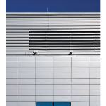 CENTRIA - Concealed Fastener Panels - Profile Series Louvers - Horizontal Profile