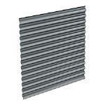 """CENTRIA - Exposed Fastener Roof Panels - Econolap 3/4"""" - Non-Directional"""