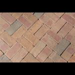 The Belden Brick Company - Red Pavers:Belcrest 530 - Belcrest Brick Pavers