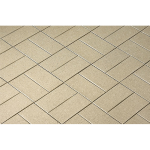 The Belden Brick Company - Tan Pavers:Tumbleweed Paver - Cityline Brick Pavers