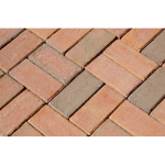The Belden Brick Company - Pink Pavers:Coral Reef Paver - Crestline Brick Pavers