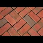The Belden Brick Company - Red Pavers:Crabapple Paver - Crestline Brick Pavers