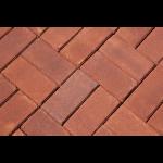 The Belden Brick Company - Red Pavers:Georgian Paver - Crestline Brick Pavers
