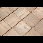 The Belden Brick Company - Tan Pavers:Sandhills 8x8 Paver - Crestline Brick Pavers
