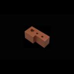 The Belden Brick Company - Notched Stretcher Bricks - Accents