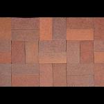 The Belden Brick Company - Brown Pavers:470-479 Dark Pavers - Beehive Brick Pavers