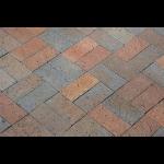 The Belden Brick Company - Red Pavers:Pawnee Pavers - Beehive Brick Pavers